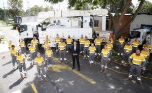 Minister for Energy, Renewables and Hydrogen Mick de Brenni said.